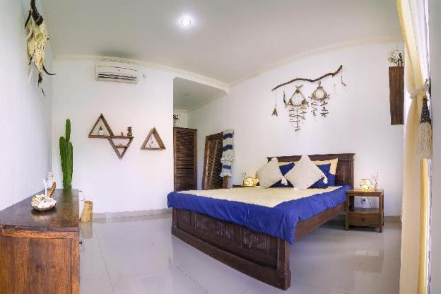 Riviera House Canggu, Boho Room