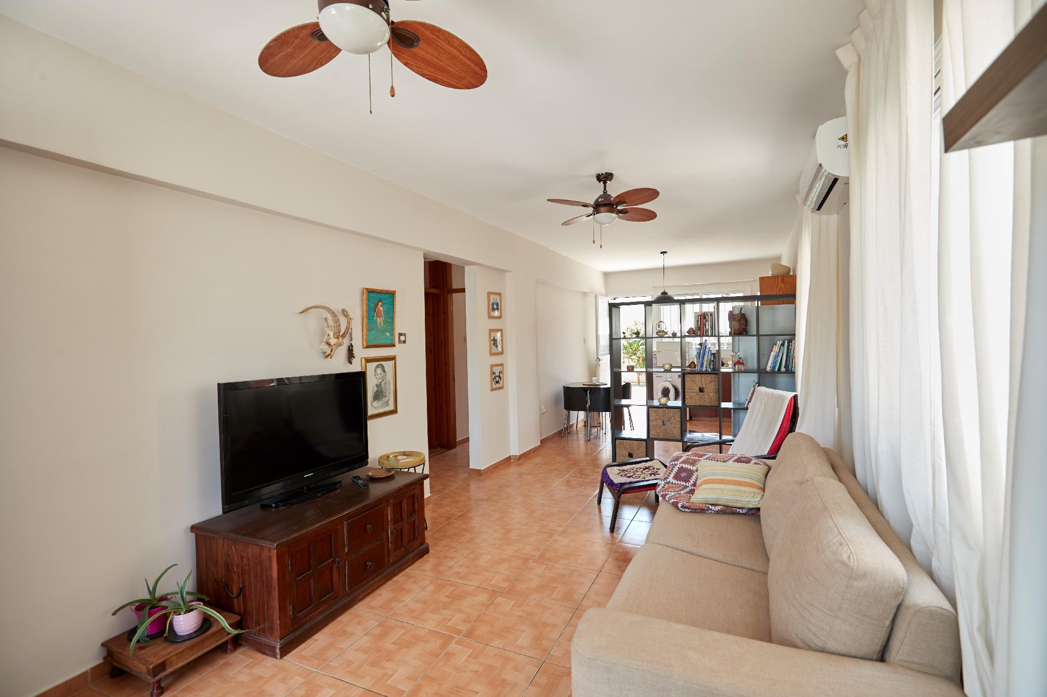 Cozy Garden Apartment In The Heart Of Paphos