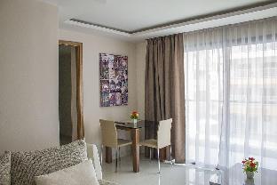 1 bedroom apartment in C-View Boutique condo อพาร์ตเมนต์ 1 ห้องนอน 1 ห้องน้ำส่วนตัว ขนาด 54 ตร.ม. – เขาพระตำหนัก