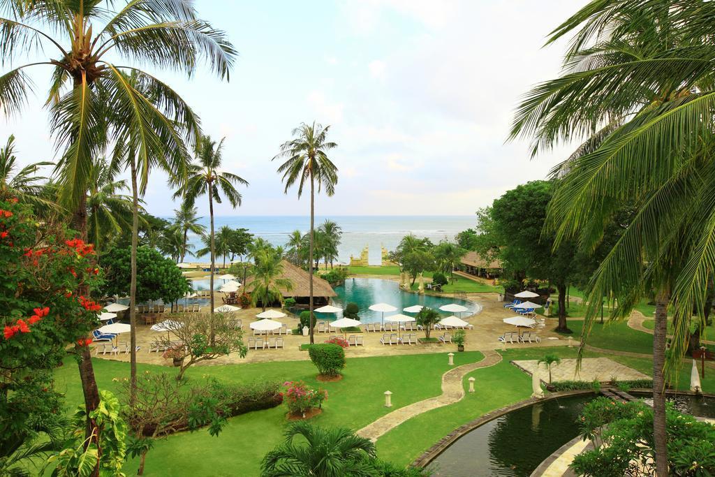 Kartika Plaza Hotel Ocean Facing Room   Breakfast