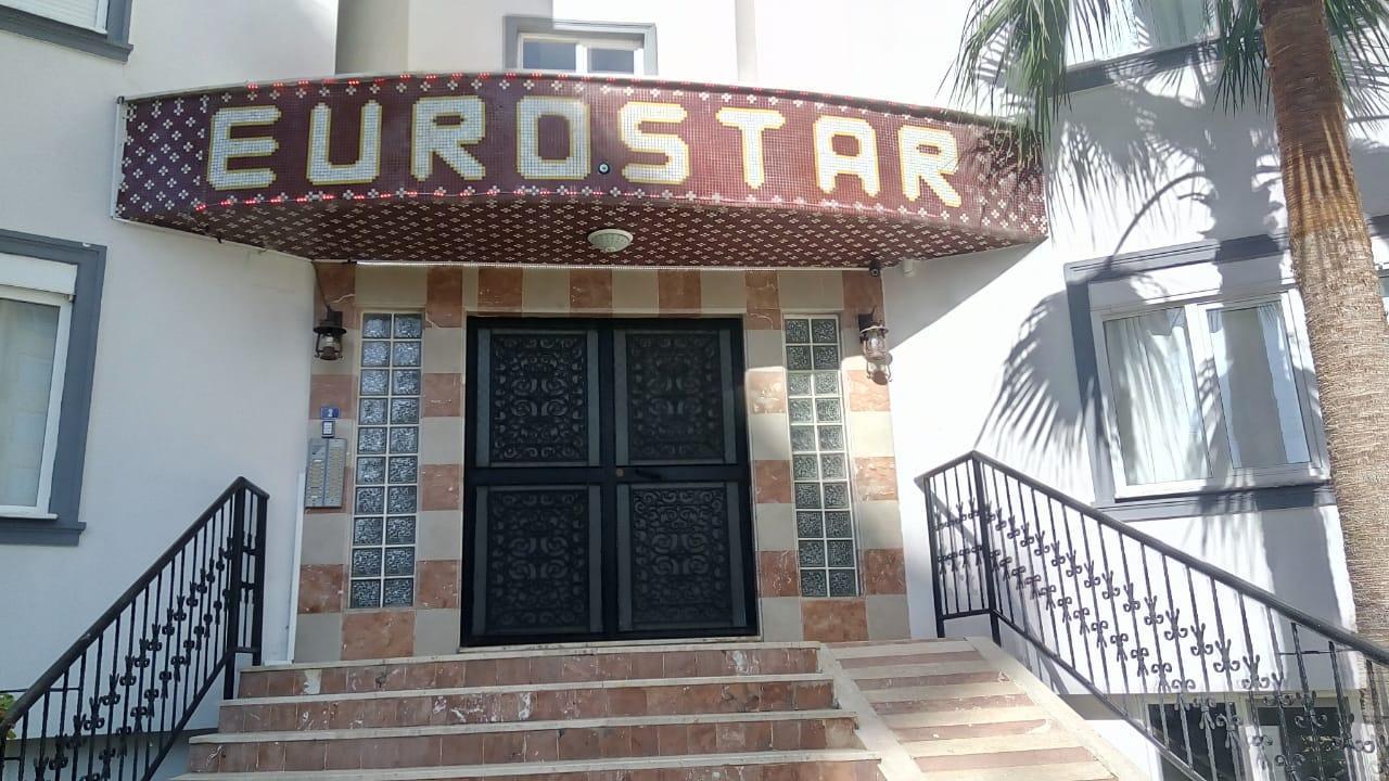 Eurostar Apart
