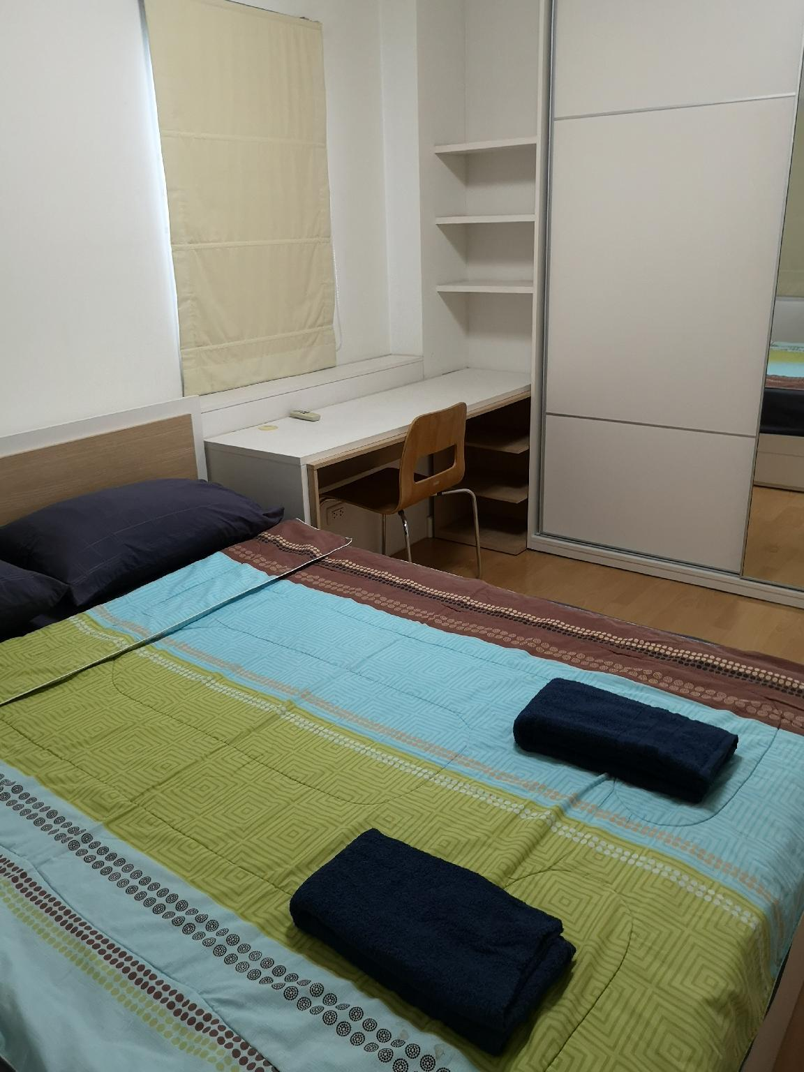 comfy deluxe one bedroom อพาร์ตเมนต์ 1 ห้องนอน 1 ห้องน้ำส่วนตัว ขนาด 30 ตร.ม. – สุขุมวิท