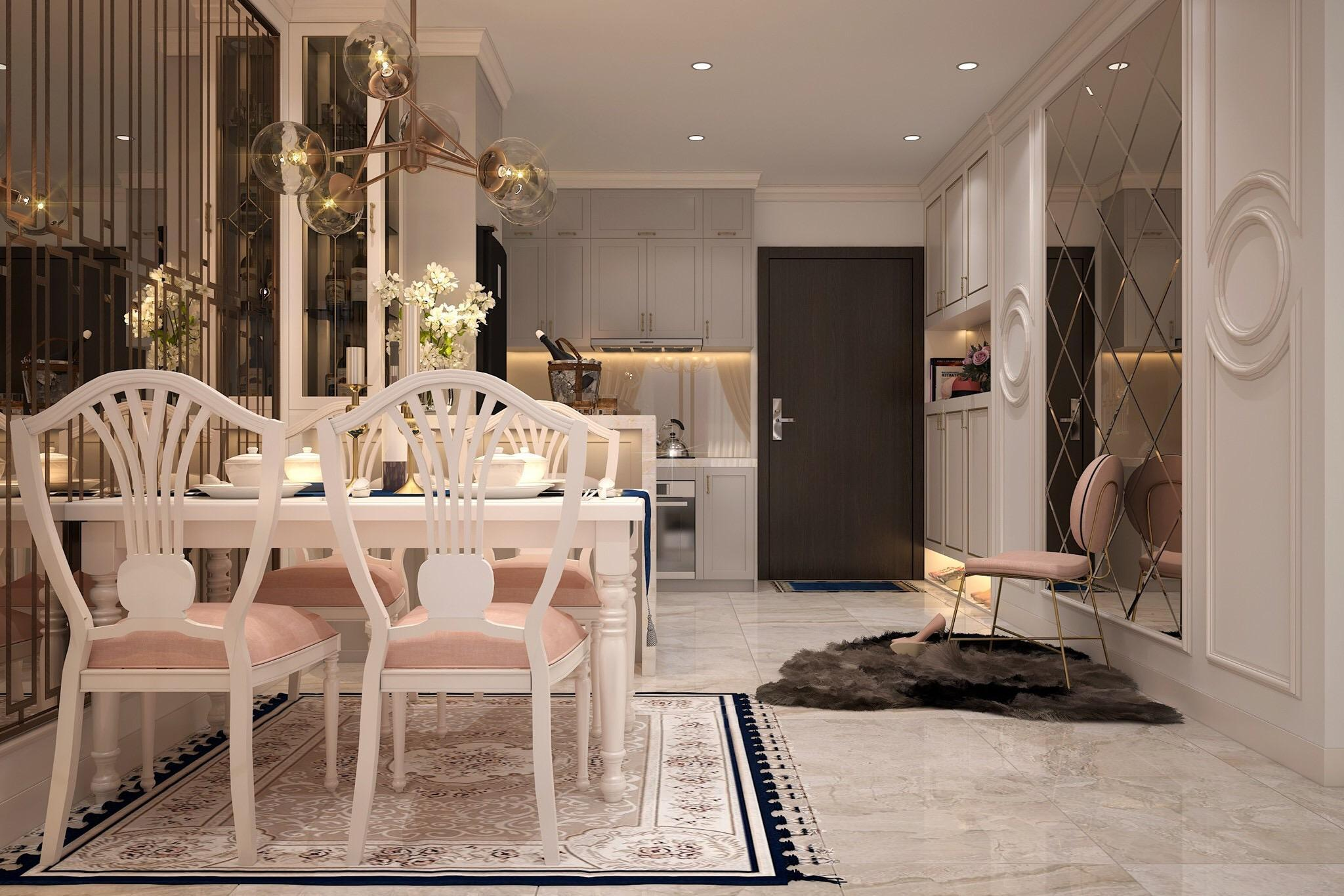 Luxury New Apartment Neoclassical Style