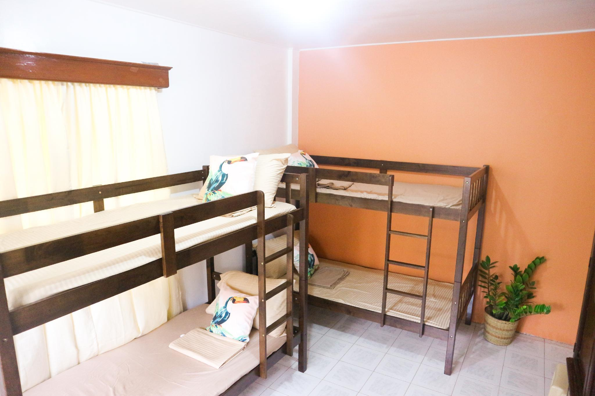 Budget Room For Four   Iloilo City   Happy Hues