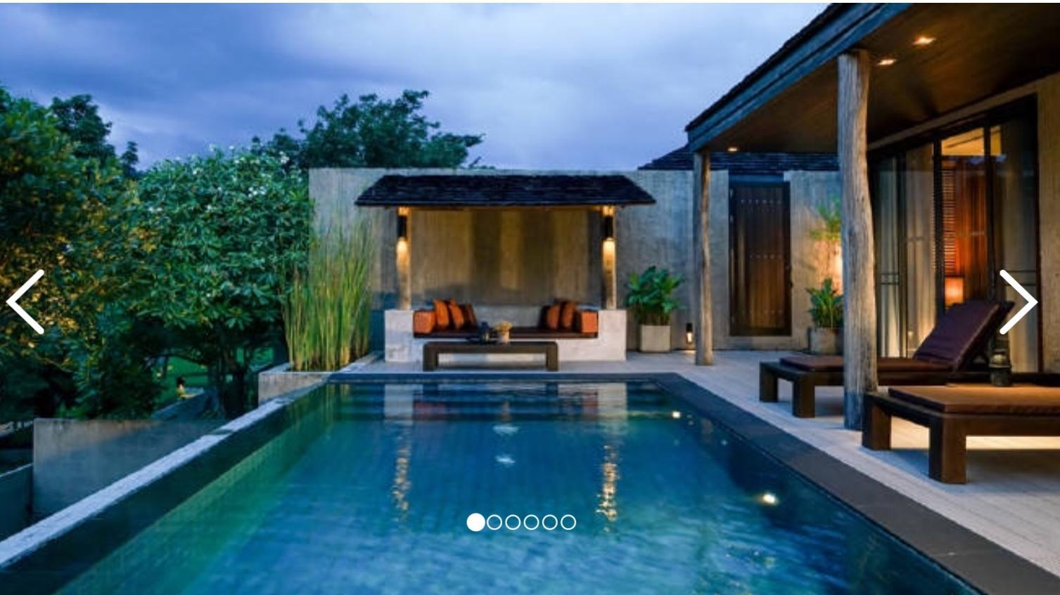 MUTHI MAYA Forest Pool Villa  With Breakfast