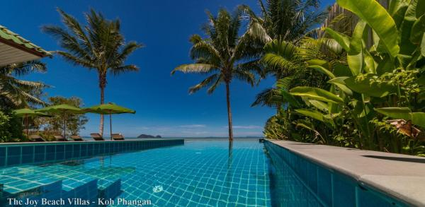Joy Beach Villas - Beachfront Koh Phangan