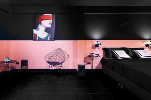 [ステープ]アパートメント(30m2)| 1ベッドルーム/1バスルーム Miss time pink house个性古影主房