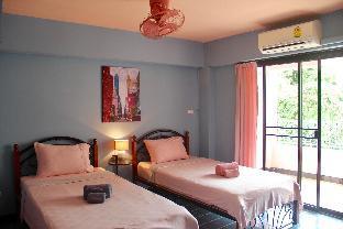 [ステープ]アパートメント(20m2)| 1ベッドルーム/1バスルーム Miss time pink house双床房