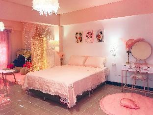 [ステープ]アパートメント(30m2)| 1ベッドルーム/1バスルーム Miss time pink house粉色浪漫公主房