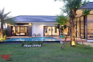[カオタキアブ]ヴィラ(500m2)| 4ベッドルーム/4バスルーム Family Suite 4Bedroom [ WE by Sirin Pool Villa ]