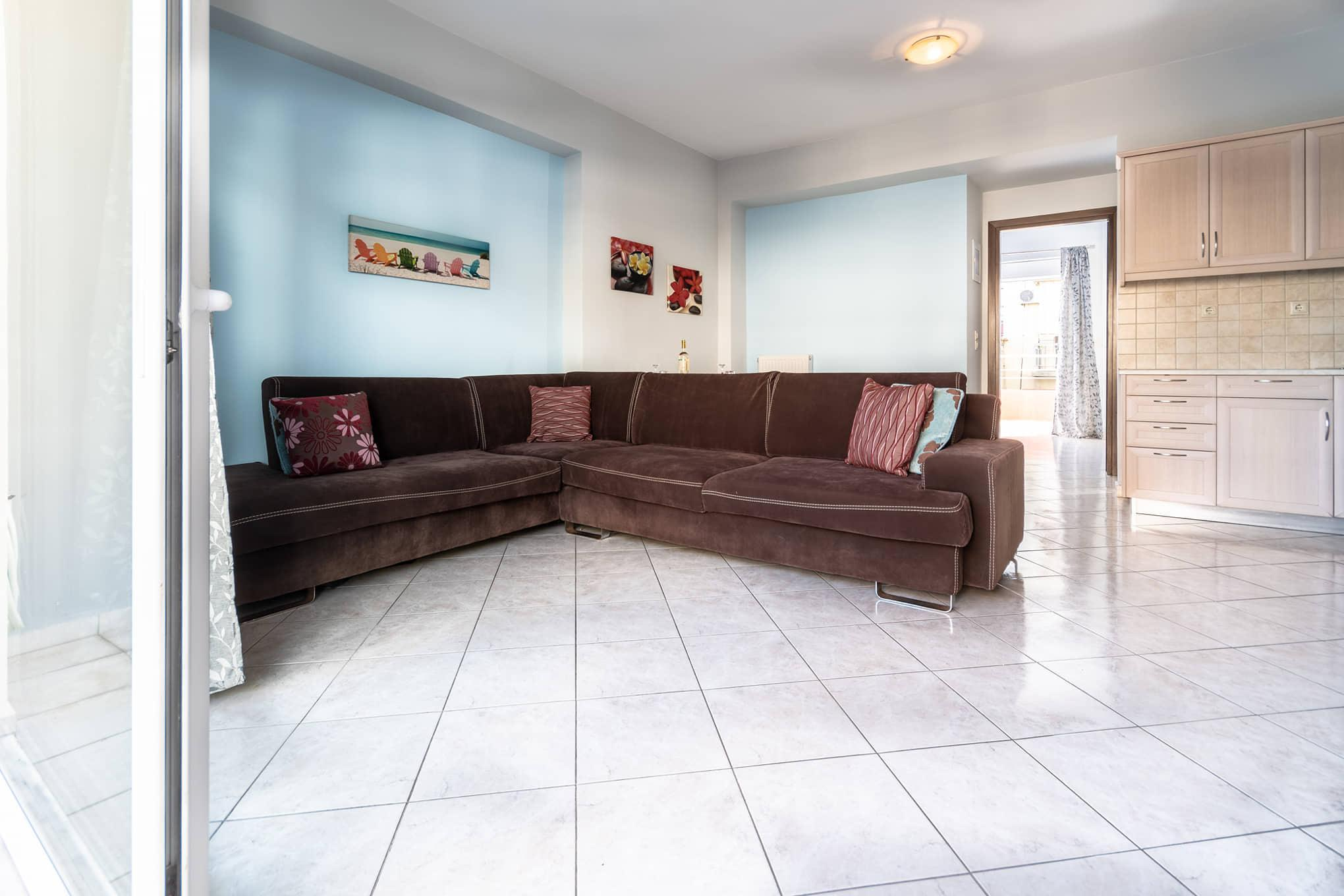 Chania Central Flat  Free Parking