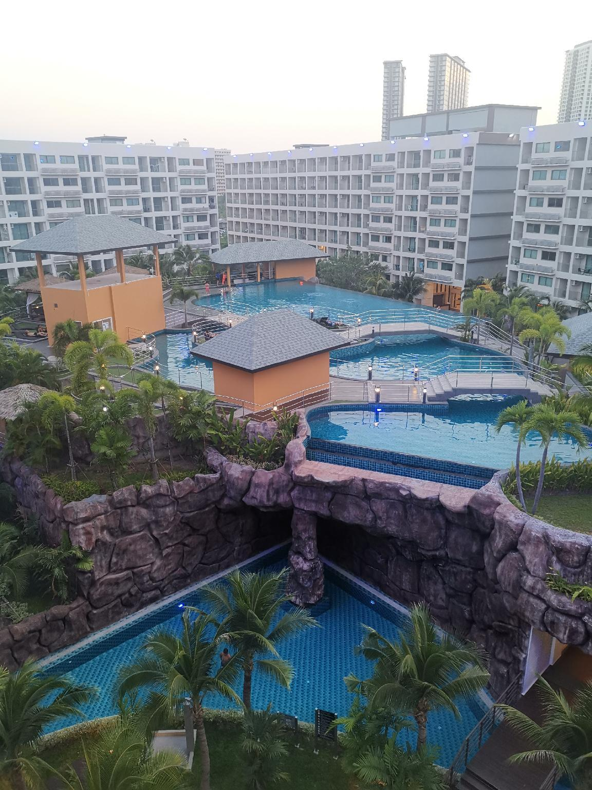 Pattaya Largest Pool Maldives 1bed Chill