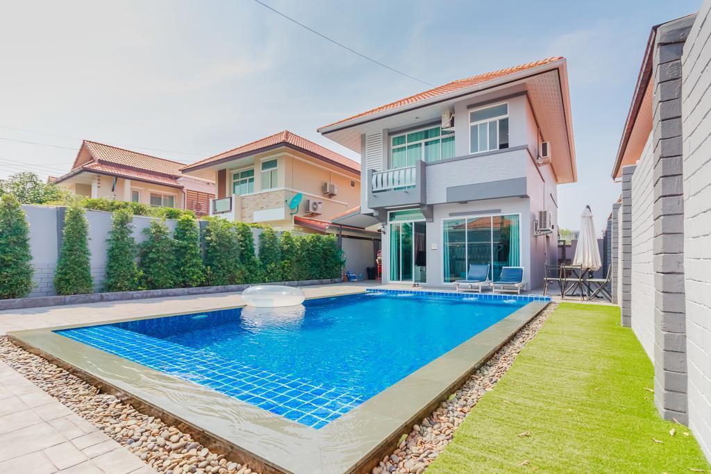 3 BDR W  Private Pool Villa Near Walking Street
