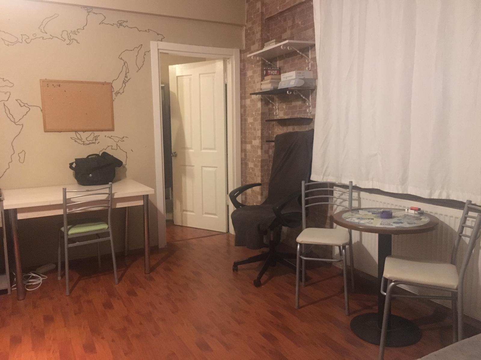In Besiktas 2+1 Room.Luxury Apartment Flat