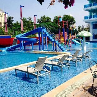 [カオタキアブ]スタジオ アパートメント(45 m2)/1バスルーム My resort Huahin E106 Family with Free Water Park
