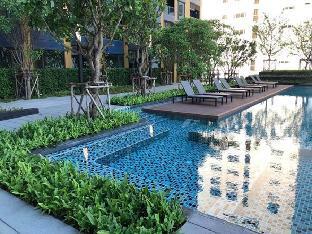 Lumpini Suite Makkasan Airport link อพาร์ตเมนต์ 1 ห้องนอน 1 ห้องน้ำส่วนตัว ขนาด 38 ตร.ม. – รัชดาภิเษก