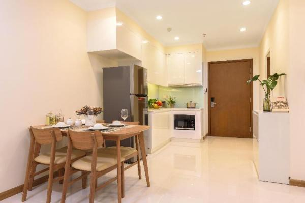 Tommy Homes Vinhomes Central Park 1Br-Free Gym Ho Chi Minh City