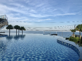 Luxury and Sea Views for Your Holiday @ Delmare อพาร์ตเมนต์ 1 ห้องนอน 1 ห้องน้ำส่วนตัว ขนาด 42 ตร.ม. – บางสเหร่