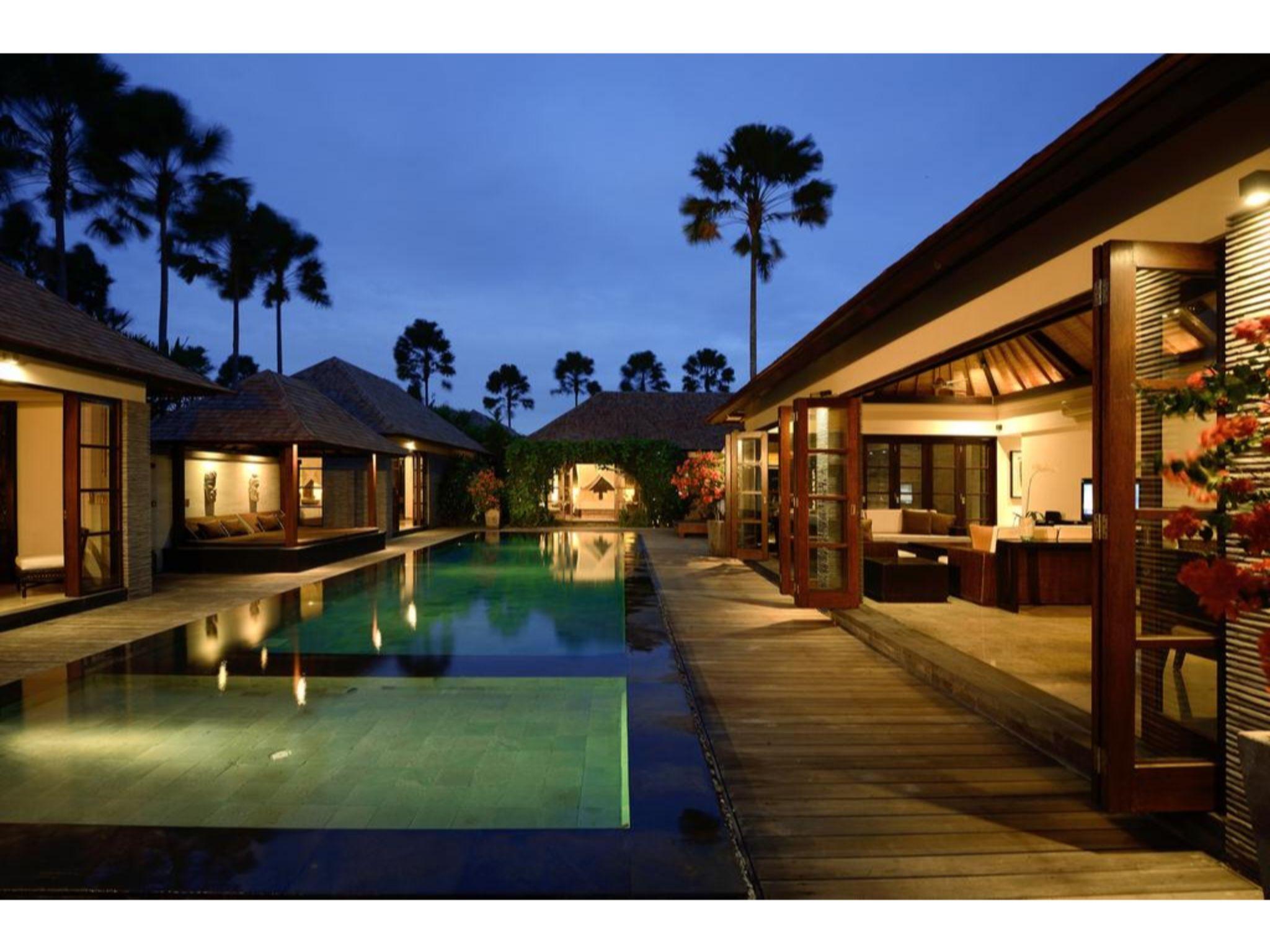 Pep 5BR Luxury Private Pool Villa + Kitchen