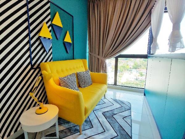 Midori Concept Home Stay@Southkey Mosaic A08-12,JB Johor Bahru