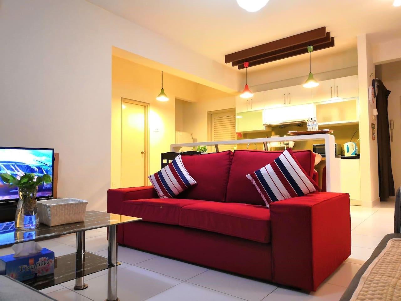 2homez Setiawalk Puchong      Cozy Home
