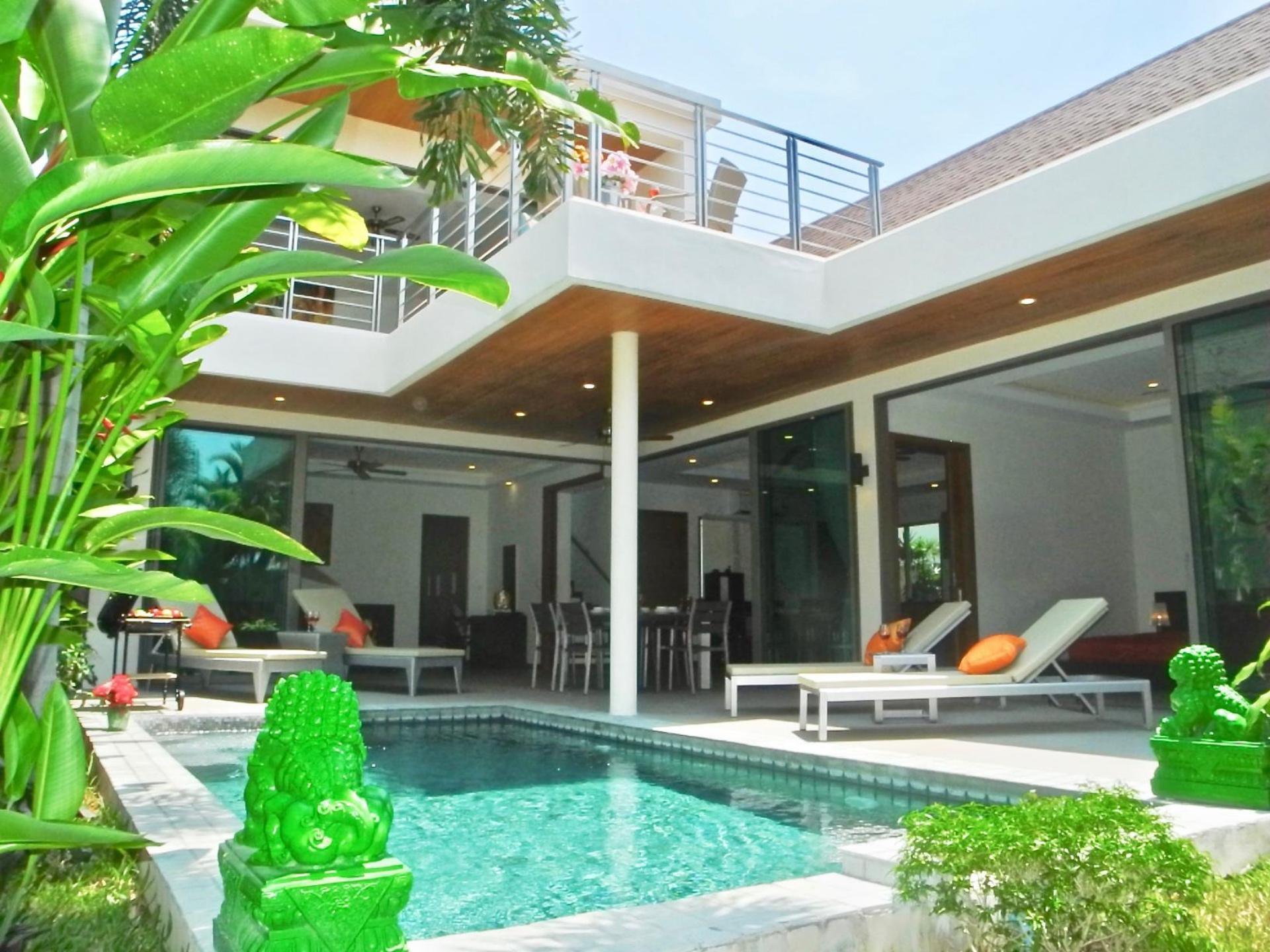 Pool Villa Rawai  Amazing 3 Bedrooms Property