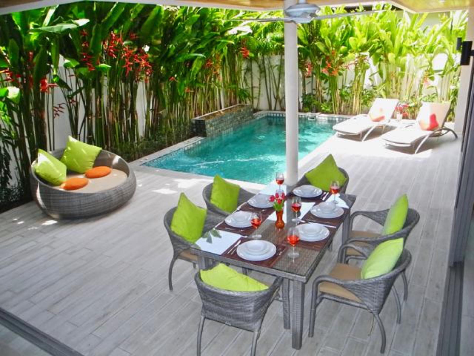 Fantastic Private Pool Villa In Rawai