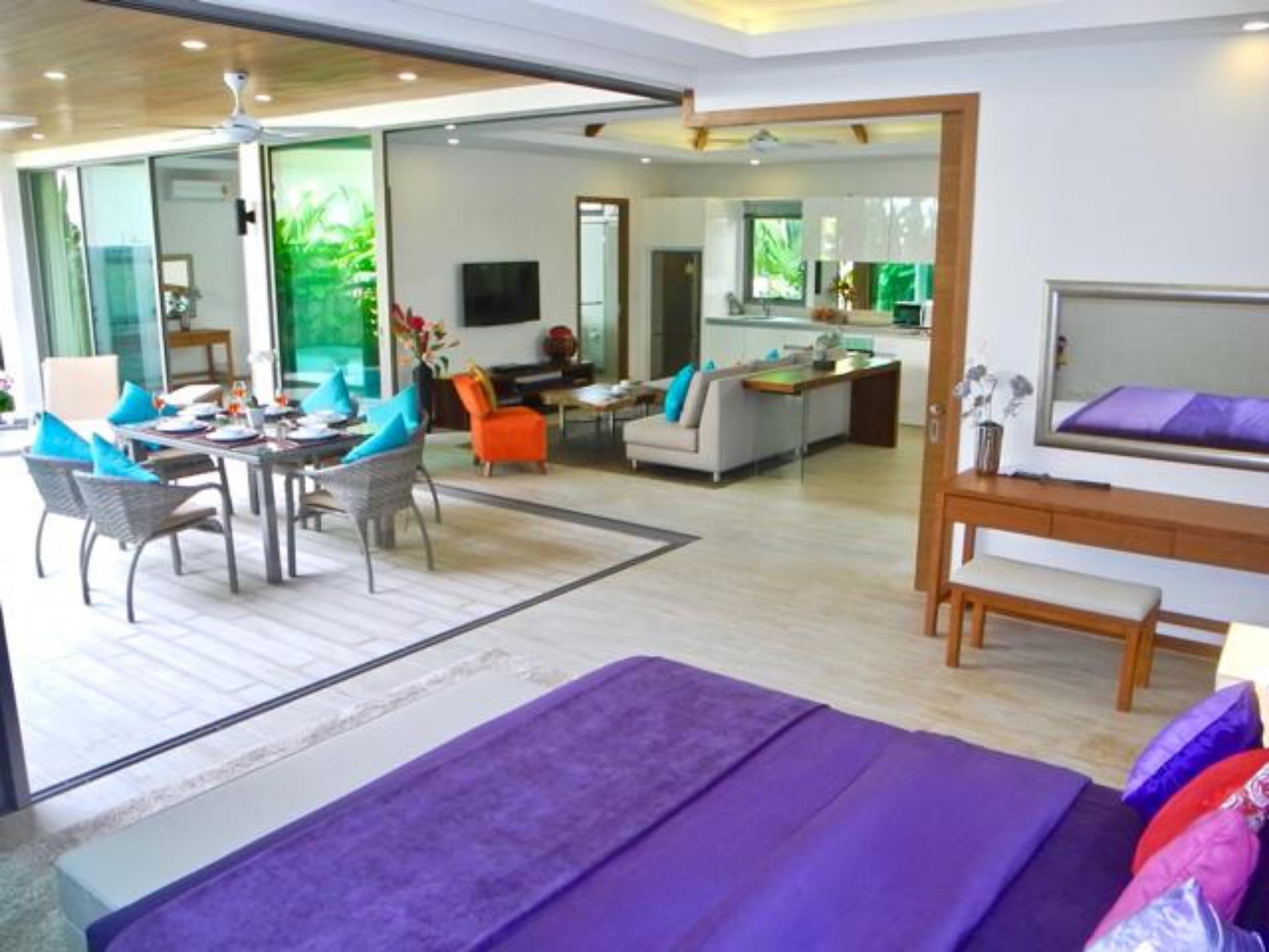 Rawai   Beautiful 3 Bedrooms Pool Villa