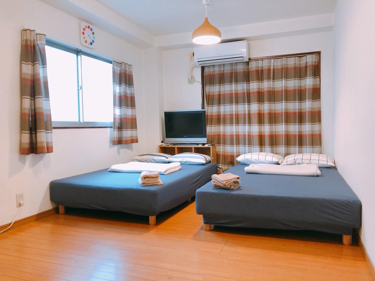 New Great Access Shinjuku Cozy Room301 Max4pp