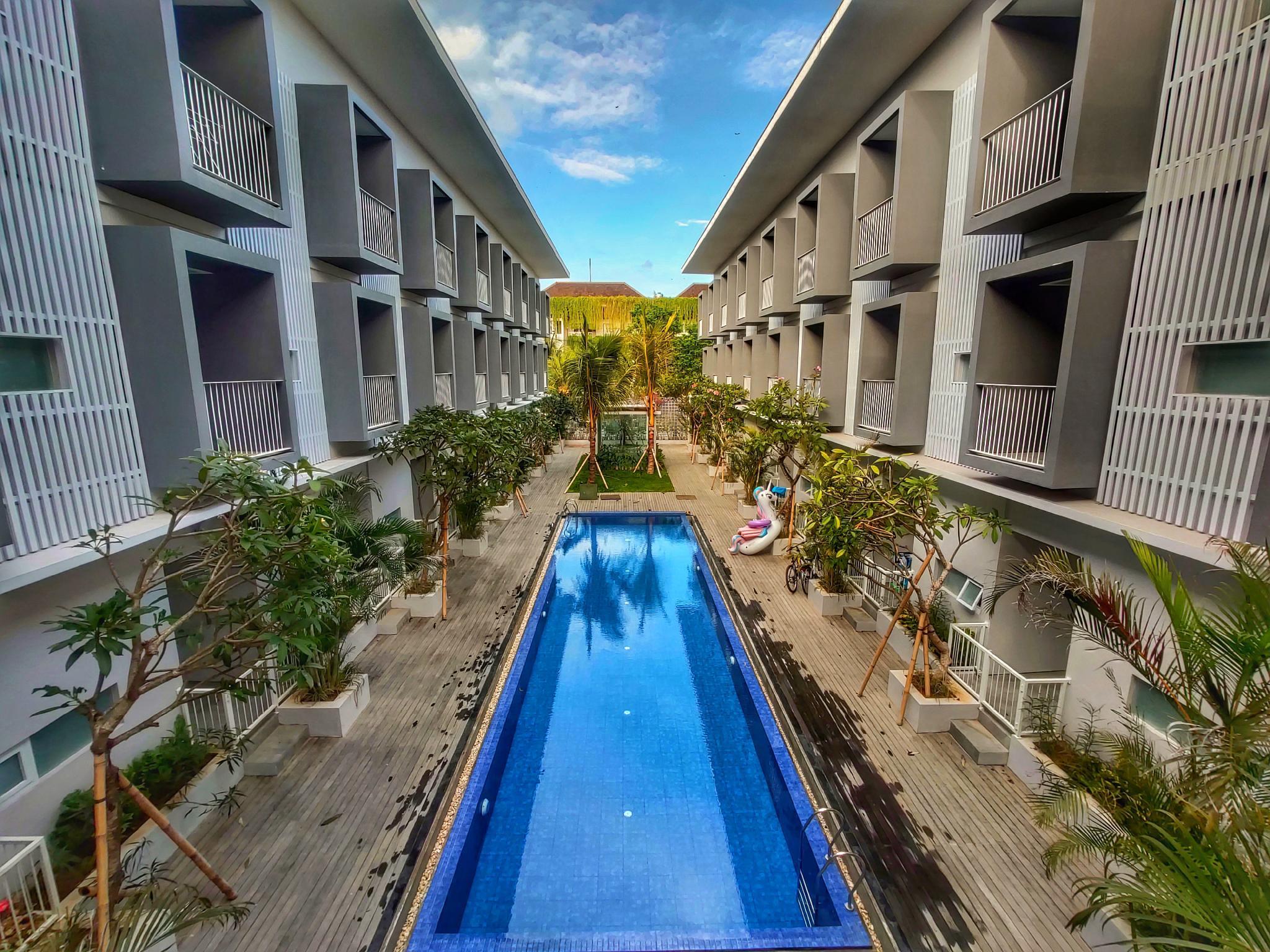 Luxury Studio Apartment At Heart Of Bali I