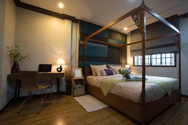 PAMAhouse : Deluxe Room with bathtub Bangkok