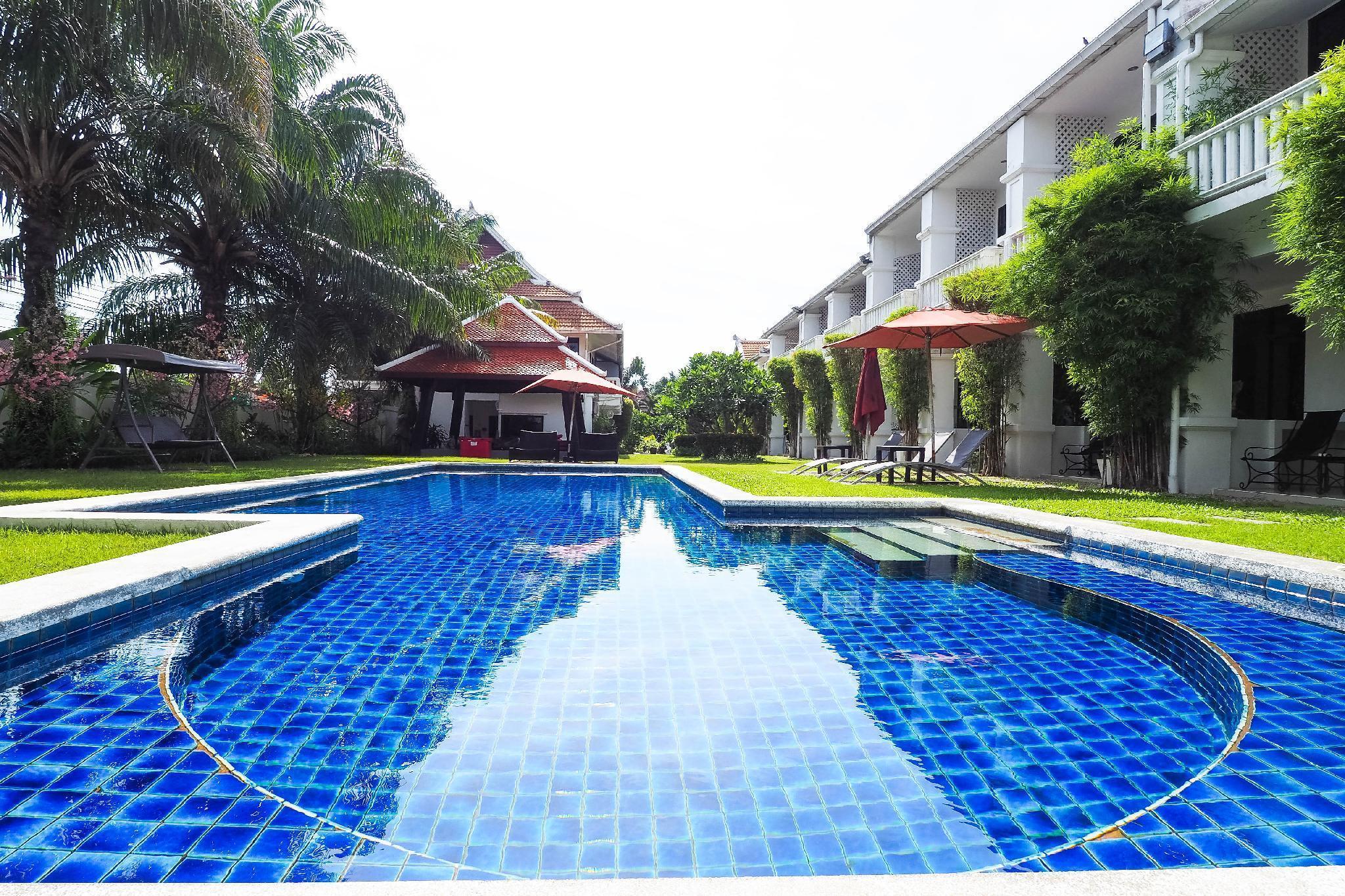 Na Jomtien 20 BR Resort Near Beach for 20 People วิลลา 20 ห้องนอน 20 ห้องน้ำส่วนตัว ขนาด 2100 ตร.ม. – บางสเหร่