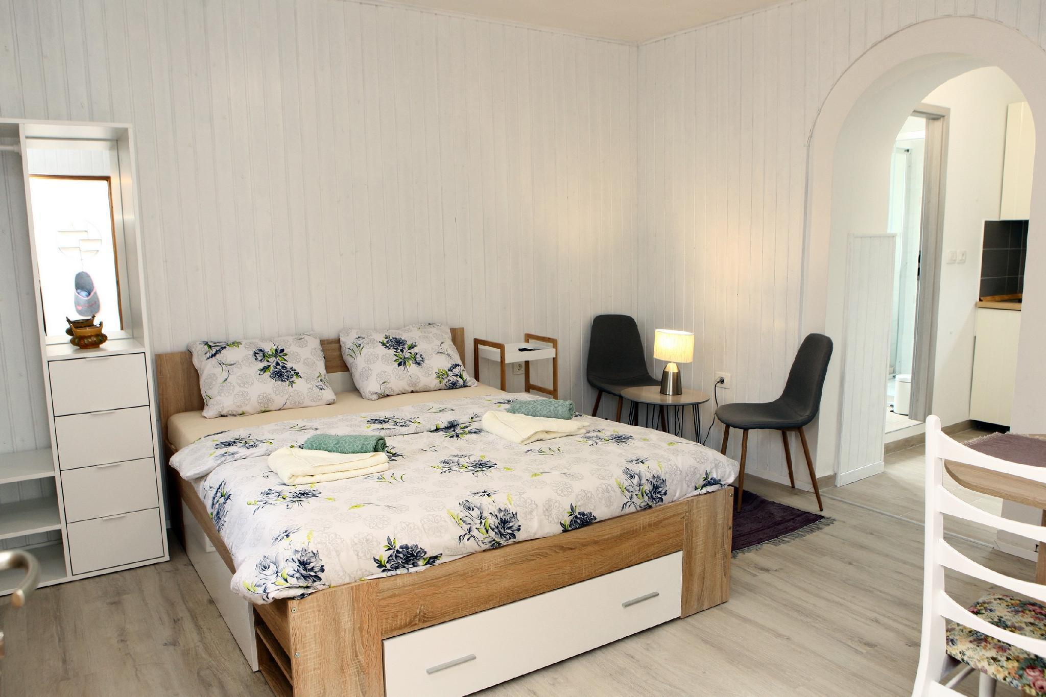 Guesthouse Portoroz Studio with Garden View SOF2