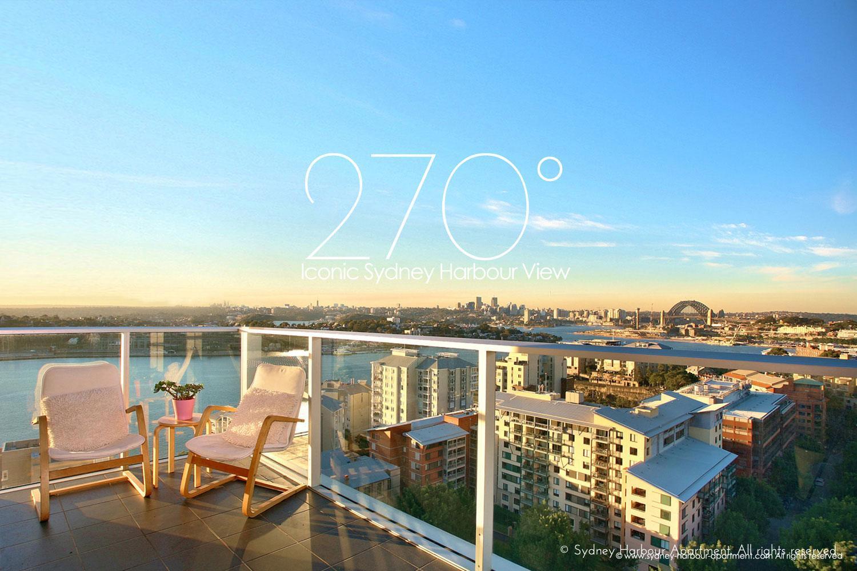 270� Iconic Sydney Harbour View Apartment
