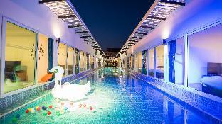 DJ Pool Villa | 20 Bedrooms for 40 guests! วิลลา 20 ห้องนอน 21 ห้องน้ำส่วนตัว ขนาด 490 ตร.ม. – หาดจอมเทียน