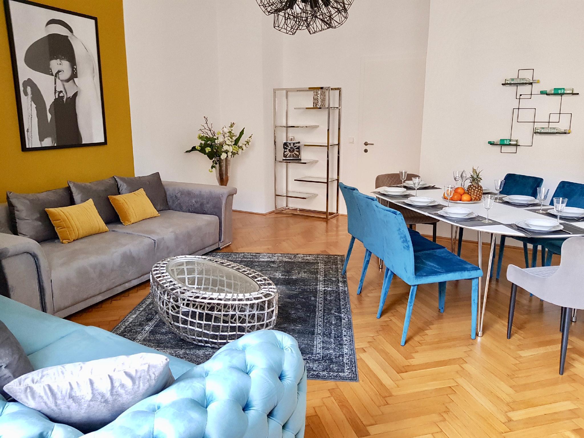 Belle Vienna - New Design Apartment