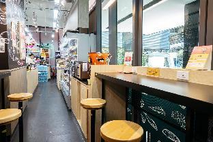 [チャトチャック]スタジオ アパートメント(54 m2)/1バスルーム B3 Large studio full kitchen MRT Bangson