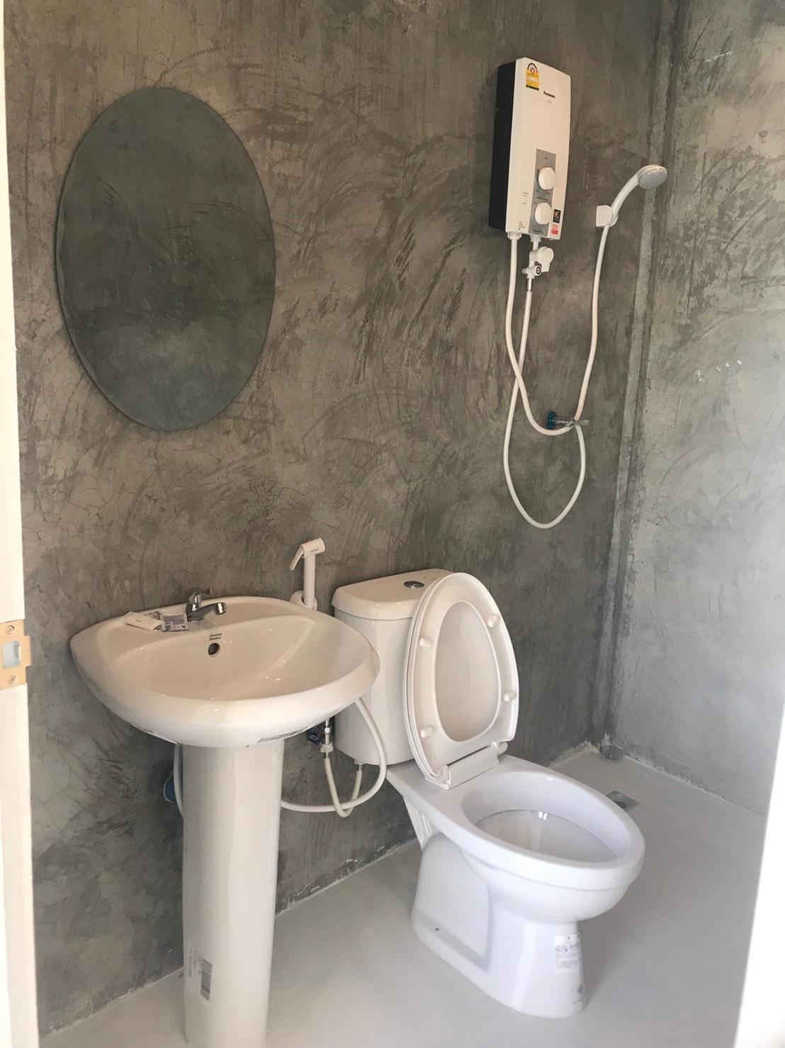 Mega resort hotel บ้านเดี่ยว 1 ห้องนอน 1 ห้องน้ำส่วนตัว ขนาด 18 ตร.ม. – บ้านไผ่