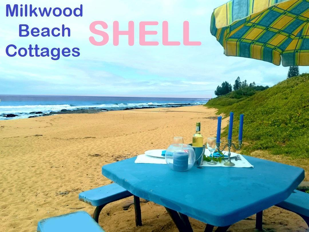 SHELL Cottage On The Beach