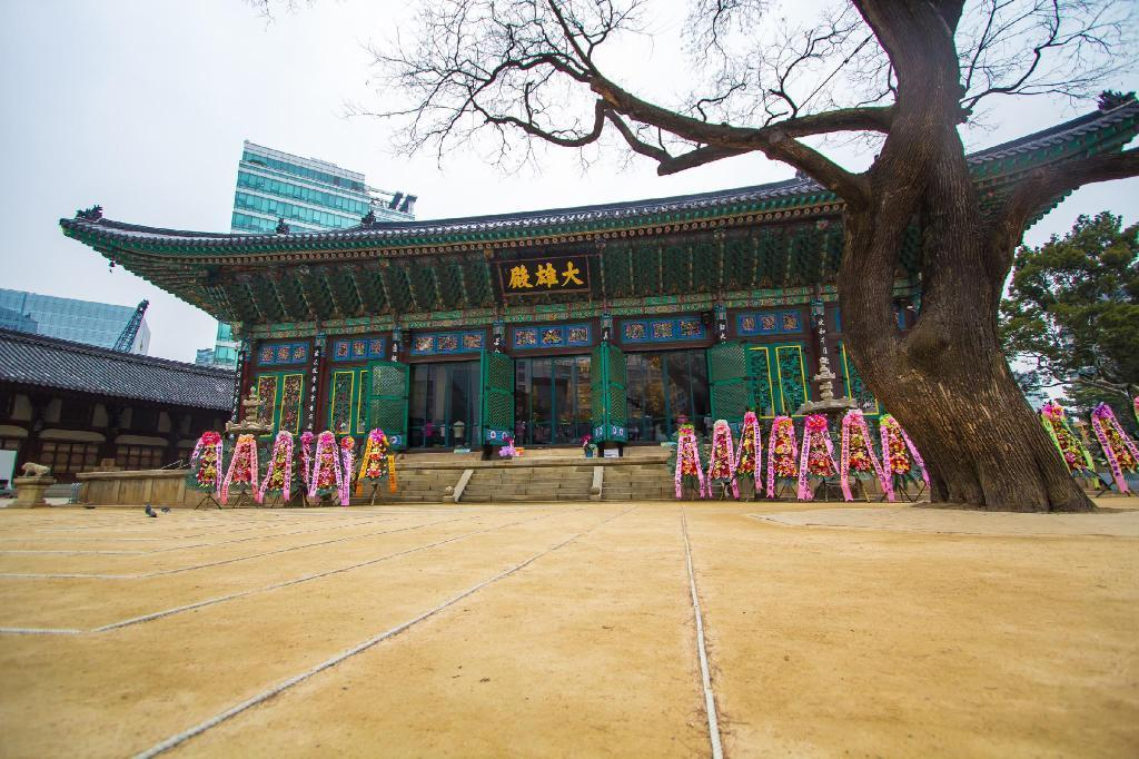 The Scenery   2min. Hongik Univ. Station Exit4