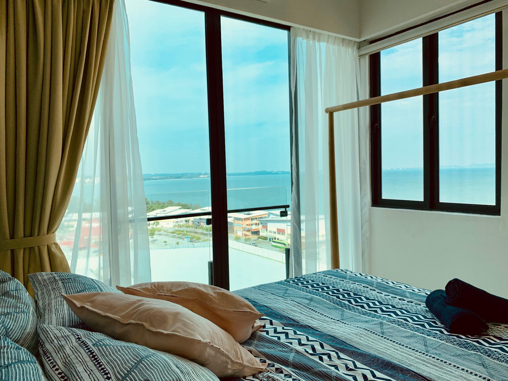 PD D'Wharf Residence   Superb Seaview Up To 6 Pax