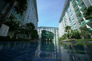 [パタヤ中心地]アパートメント(35m2)| 1ベッドルーム/1バスルーム City center resident Hug swiming pool  729