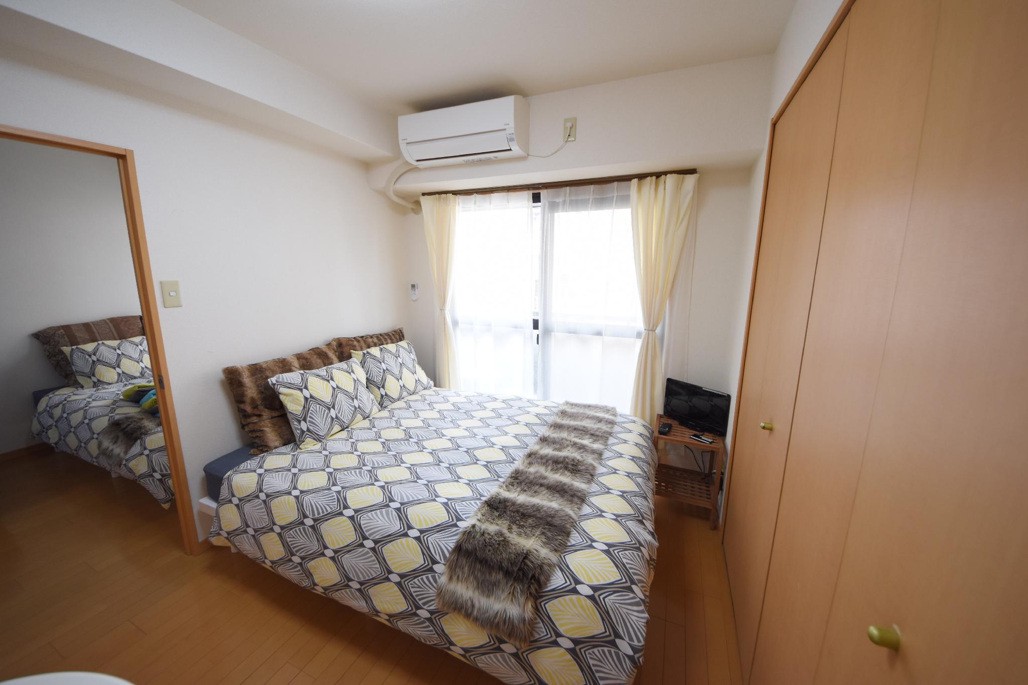 Heart Of Sinsaibashi Apartment 07