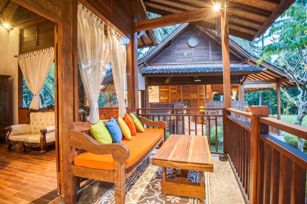 4 BDR Villa With Private Pool In Ubud