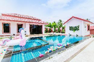 Modern Tropical Villa วิลลา 4 ห้องนอน 4 ห้องน้ำส่วนตัว ขนาด 1600 ตร.ม. – มาบประชันเรเซอเวอร์