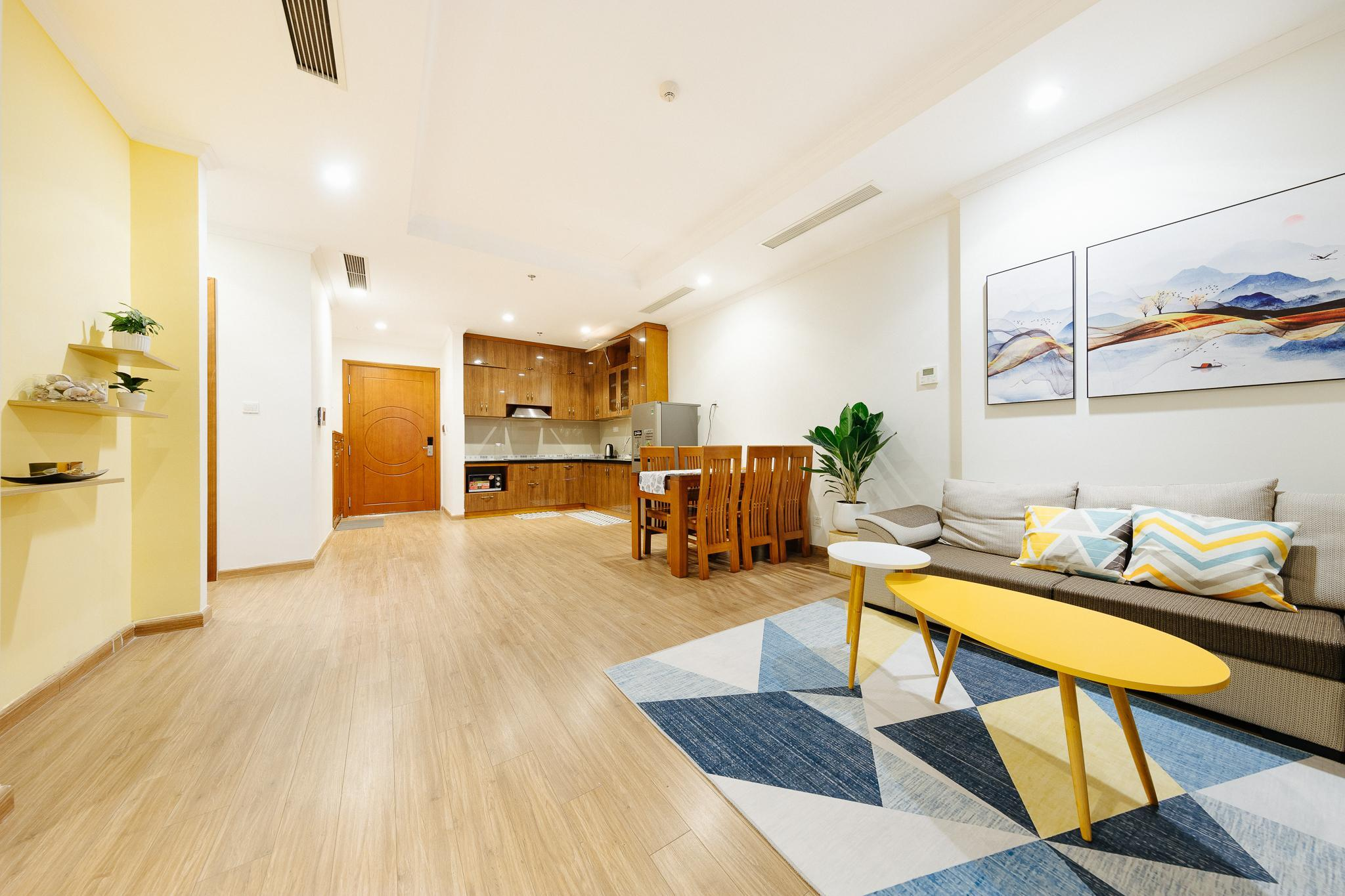 Comfort And Luxury Apartment Near Old Quarters