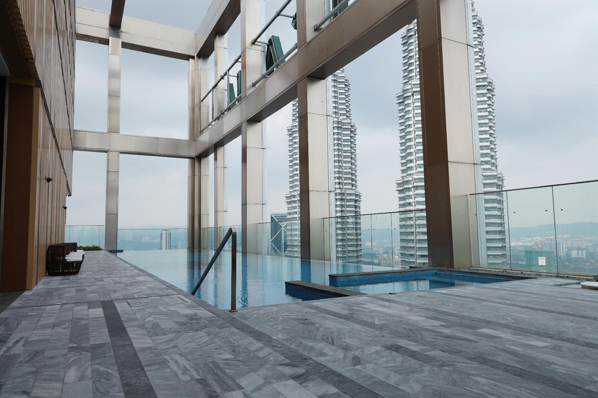 KLCC Panoramic Suite 5 Mins To KLCC