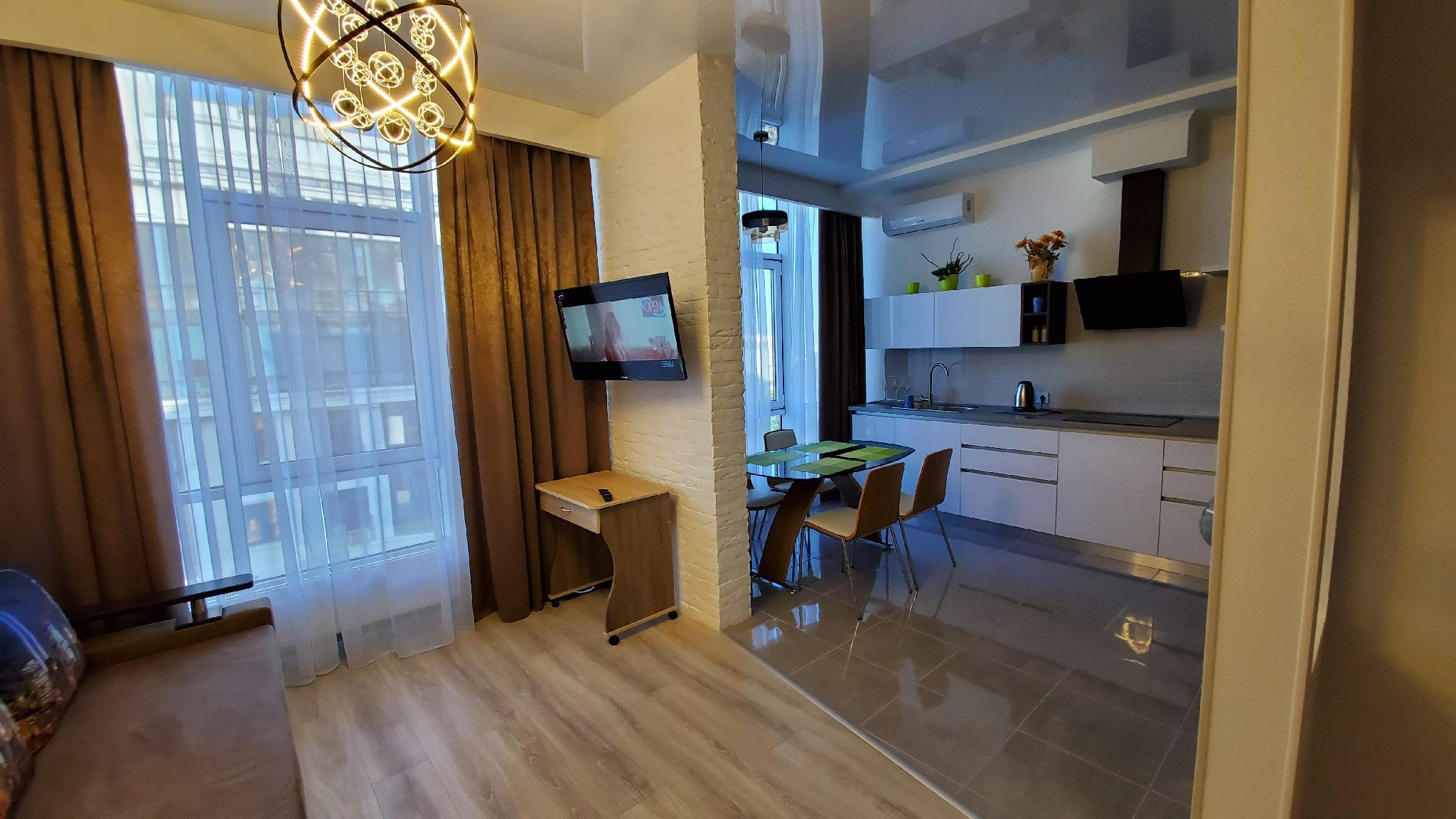 Luxury Apartment In The Historic Part Of Odessa