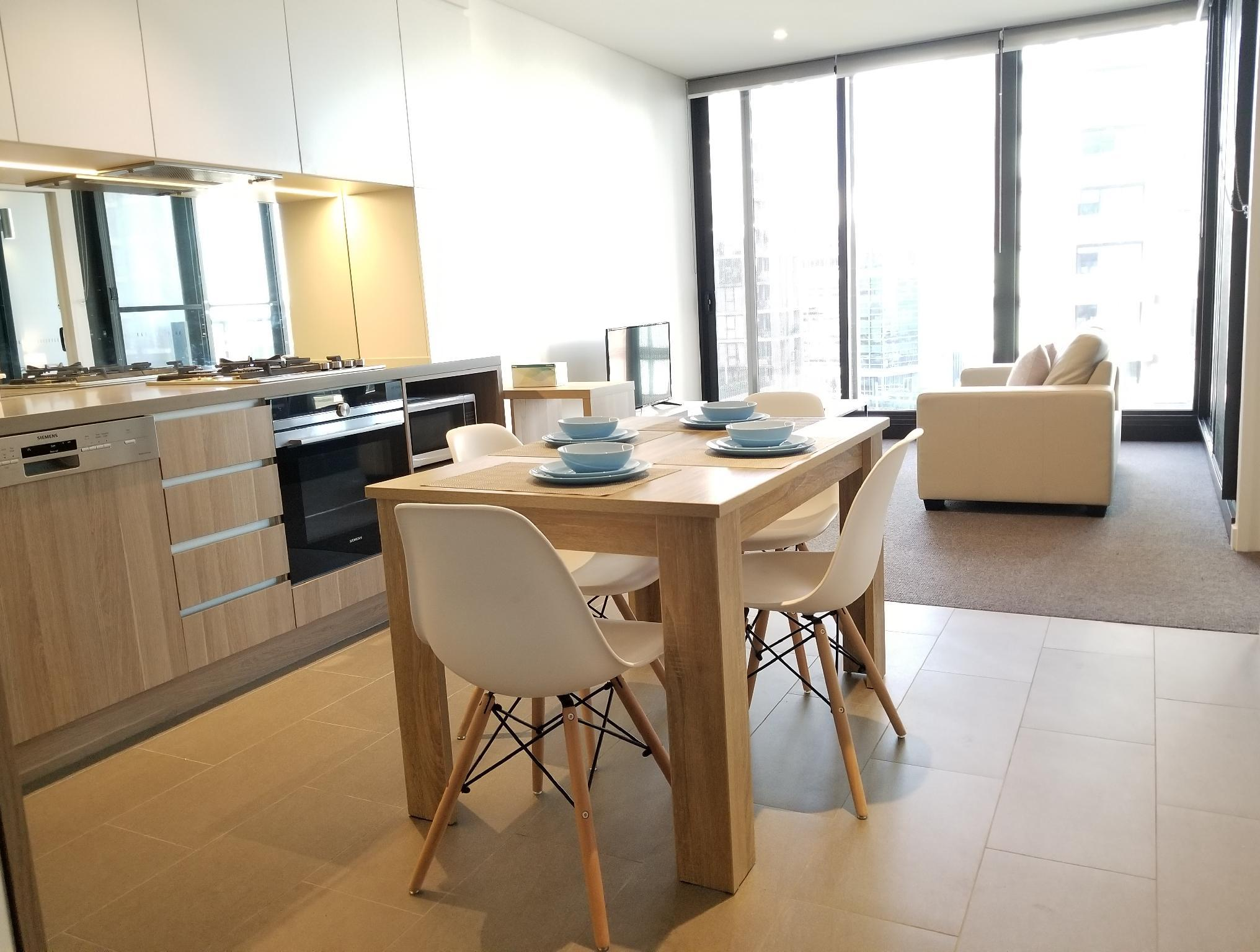 New North Ryde Apartment Gym+Pool+Parking