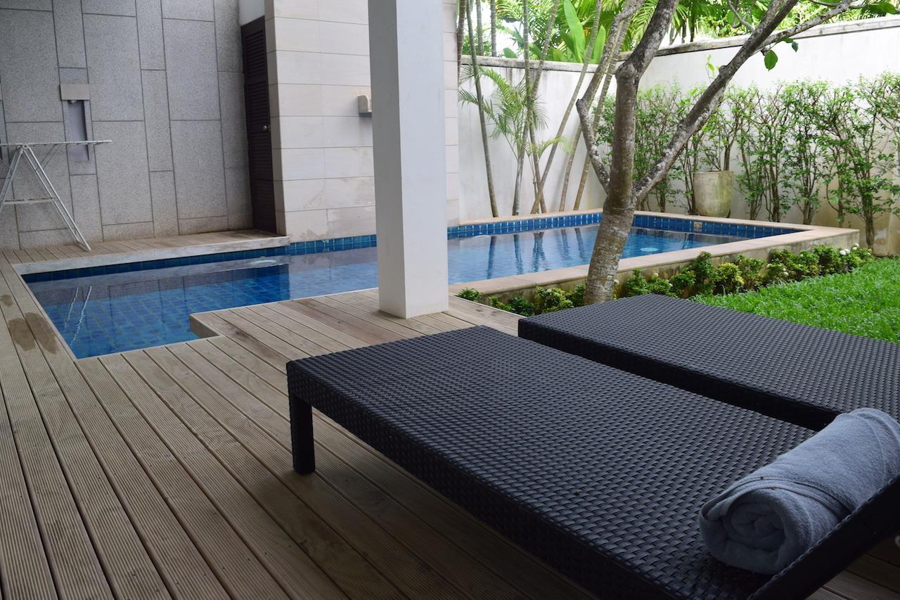 Onyx Style 3 Bedroom Villa With Private Pool
